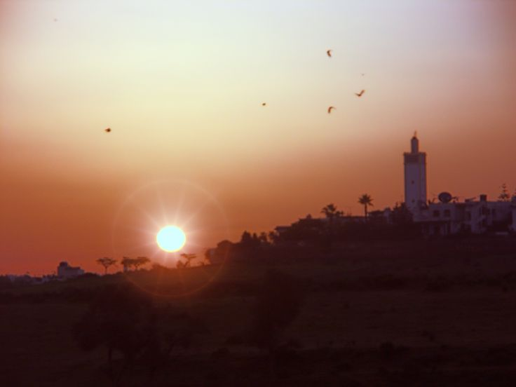 Chellah, capital Rabat, Morocco