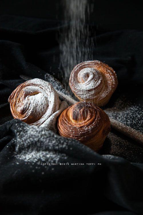 Cruffin, ovvero dei croissant nei panni di muffin - Trattoria da Martina…