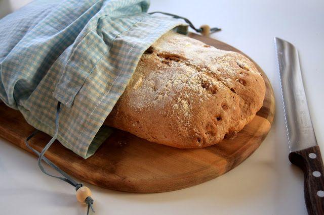 Brødpose, sy selv
