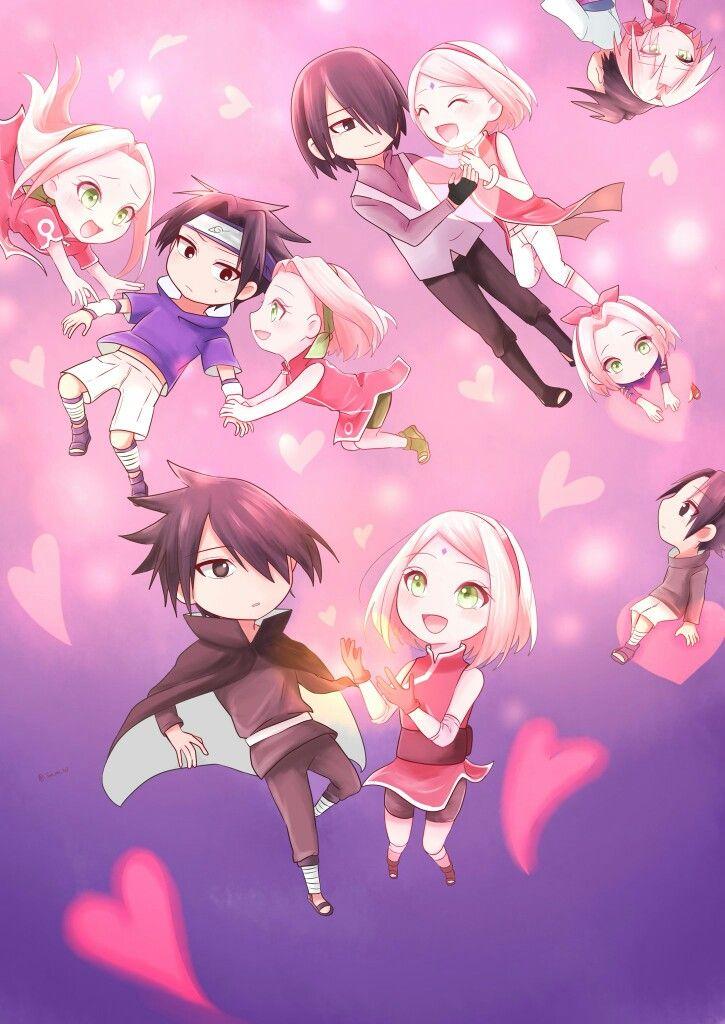 Sasuke & Sakura♥