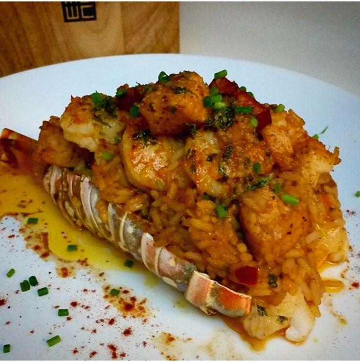 Lobster Tail Jambalaya   Favorite Recipes   Pinterest   Lobster tails, Jambalaya and Lobsters