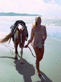 Wonga Beach Horse Riding, near Port Douglas