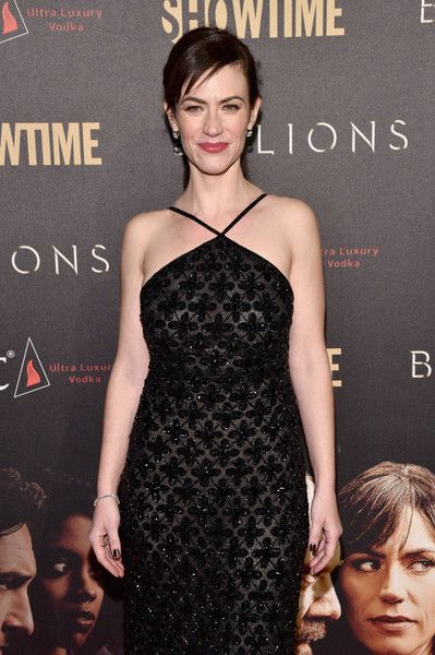 Maggie Siff Photos Photos - Actress Maggie Siff attends the Showtime and Elit Vodka hosted BILLIONS Season 2 premiere and party, held at Cipriani's in New York City on February 13, 2017 on February 13, 2017 in New York City. - Showtime and Elit 'Billions' Season 2 Premiere and Party - Arrivals