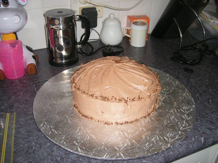 Grandad's cake 2010