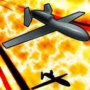UAV Infiltrator for iPhone, iPad, and iPod Touch. It's your chance to test your piloting skills and reflexes! Guide an unmanned aerial vehicle (UAV) through enemy lines and survive for as long as you can in this awesome and addictive side-scrolling game.