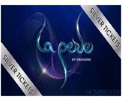 La perle silver tickets for sale in Dubai