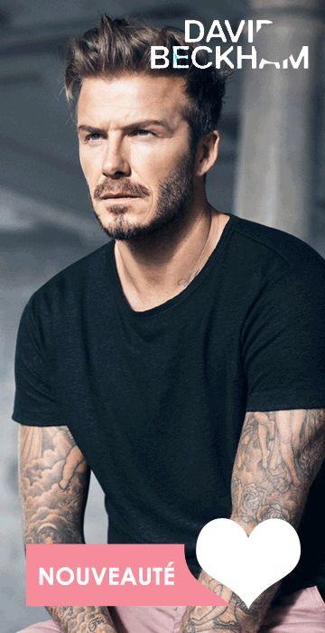 #Parfums David Beckham #Beckham #sexy #classy #chic #gif