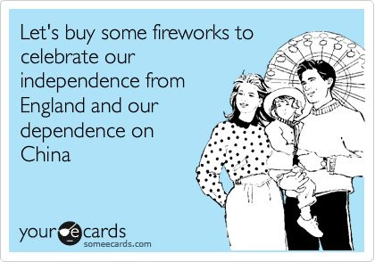 The true reason for Independence Day