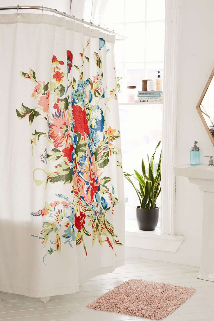 Best Images About Bathroom On Pinterest Toilets Shelves And - Floral bathroom rugs for bathroom decorating ideas