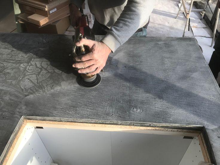 Beroemd Beton - Koak Design Kitchens &PW16