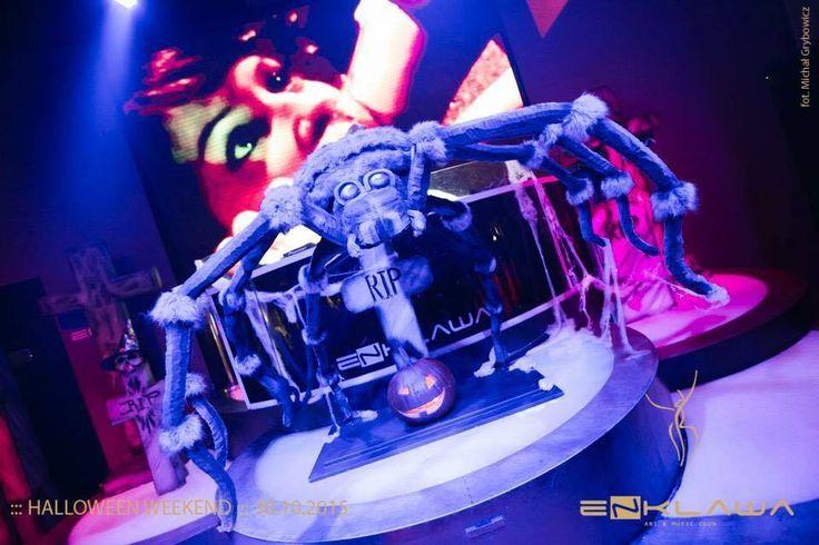 Halloween-Dekoration Verleih / wynajem dekoracji halloween / wynajem dekoracji horror / Horror Party Halloween party / giant spider for rent / props hire /