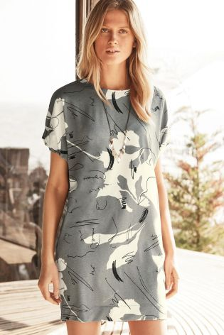 Buy Twist Sleeve Dress online today at Next: Israel