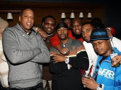 Jay-Z,  Beanie Sigel, Memphis Bleek, Freeway, Chris & Neef ; ROC & State Property