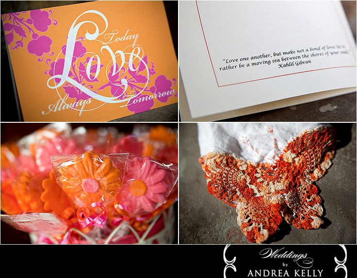 CALLING ALL FUSCHIA & ORANGE BRIDES | Weddings, Style and Decor, Planning | Wedding Forums | WeddingWire