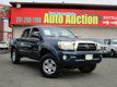 View Photos & Details of a 2007 USED TOYOTA TACOMA 4WD Access V6 Automatic located in Jersey City, NJ at New Jersey State Auto Auction | Indigo Ink Pearl
