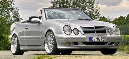 Flotte Frischzelle - Mercedes-Benz CLK Cabriolet (C208) 2001er Mercedes CLK 430 bietet Open Flair