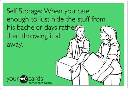 Funny but true. Caraquet Libre Entreposage/Self storage, Nouveau-Brunswick, (506)726-0051, www.caraquetlibre...