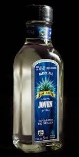 Los Javis Mezcal Joven 50ml.