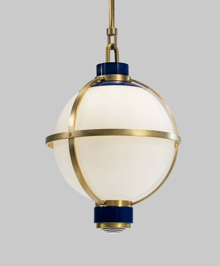 Check out the Hull light fixture from The Urban Electric Co.