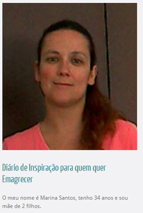 Já conhece a Marina Santos? Não perca o seu blog em que partilha connosco o seu processo de emagrecimento.  Siga o blog da Marina em http://blogdamarinasantos.tumblr.com/