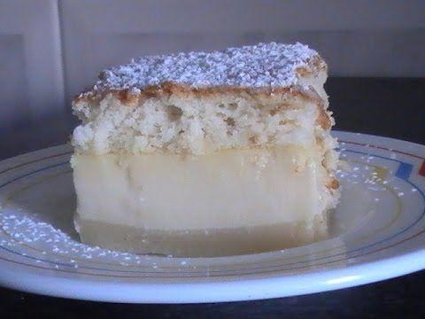 Tarta magica - Pastel inteligente - YouTube