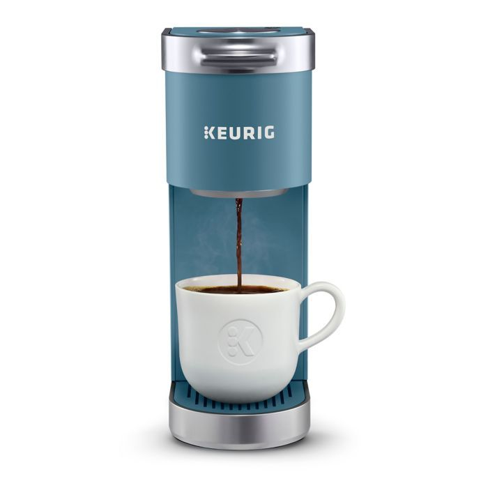 Keurig K Mini Plus Single Serve K Cup Pod Coffee Maker Camping Coffee Maker Pod Coffee Makers Keurig