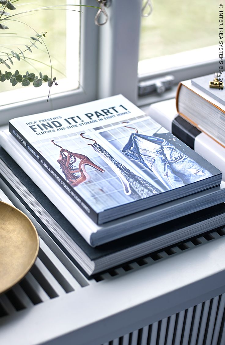 Maak definitief komaf met rommelige kleerkasten. MALM – alles een eigen plekje #Aprilnews #slaapkamer #IKEA