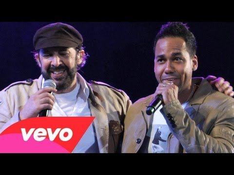 ▶ Juan Luis Guerra - Frío, Frío (feat. Romeo Santos) [Live] - YouTube  Bueno para hablar un poco de la historia de la bachata, adjetivos, tiempo presente