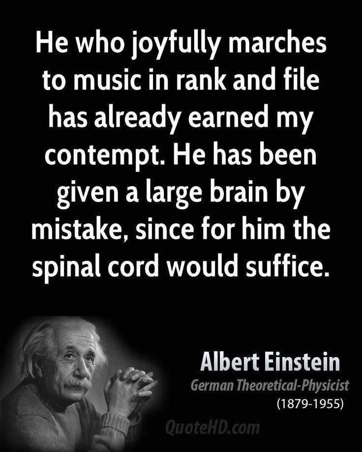 Albert Einstein Mind Quotes: 17 Best Images About War Quotes On Pinterest