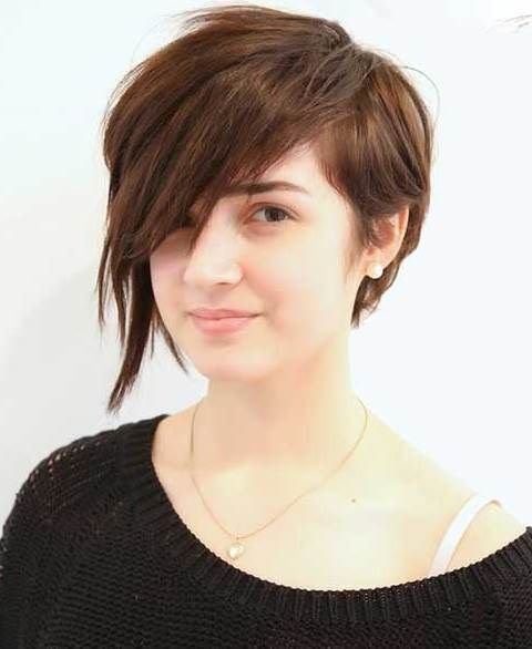 15 Cool And Trendy Long Pixie Cut Hairstyles