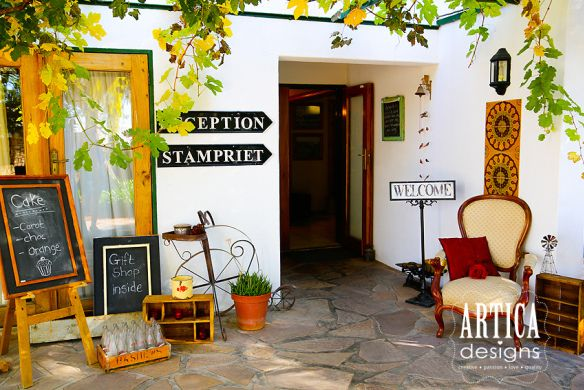 Welkom to Stampriet Historical Guesthouse!