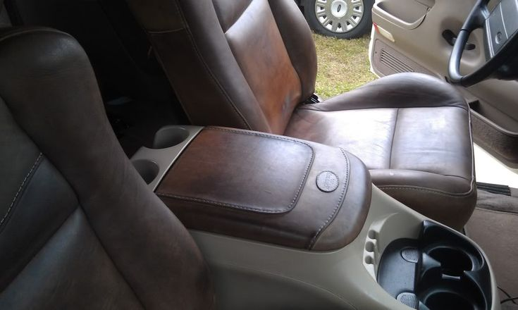1995 Bronco with King Ranch Interior - FSB Forums