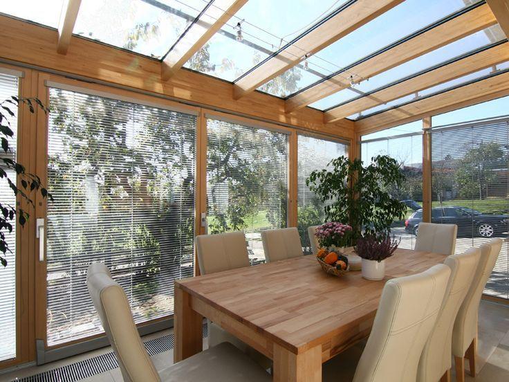 Esszimmer   Einrichtung ideen in 2020   Wintergarten ...