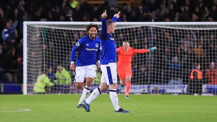 Five of the best long-range Premier League goals #News #CharlieAdam #DavidBeckham #Everton #Football