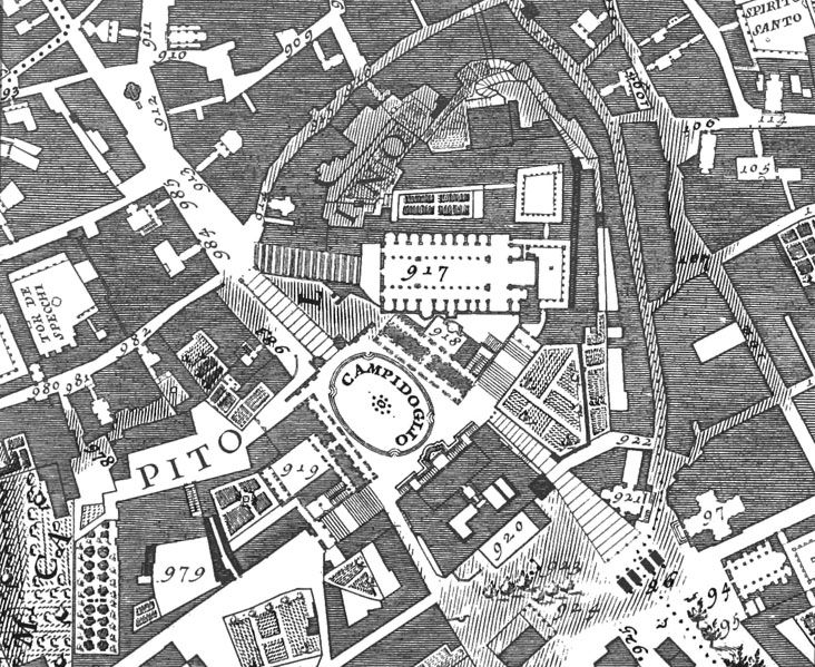 nolli plan of rome