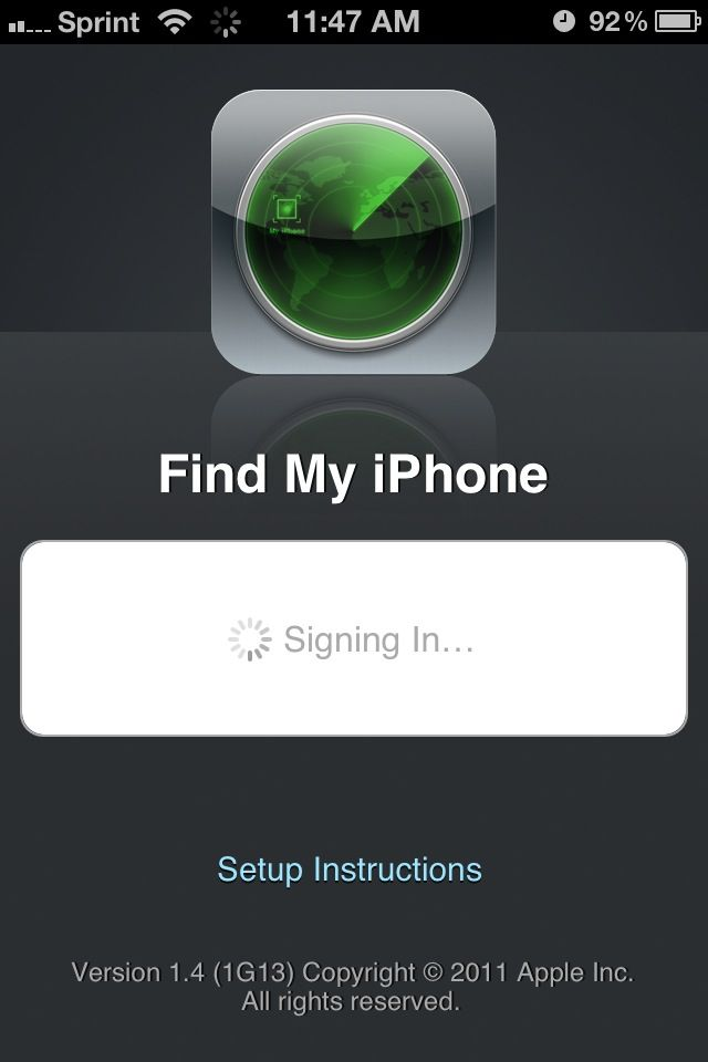 locate lost iphone by serial number