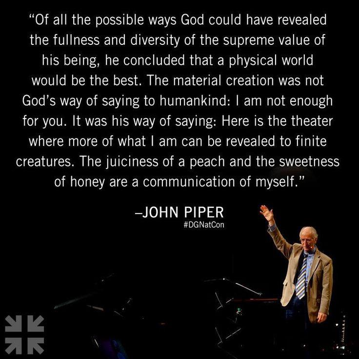 John Lewis Quotes: John Piper Quotes. QuotesGram