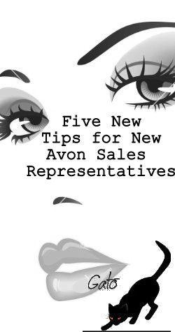 Five More Tips for New Avon Sales Representatives