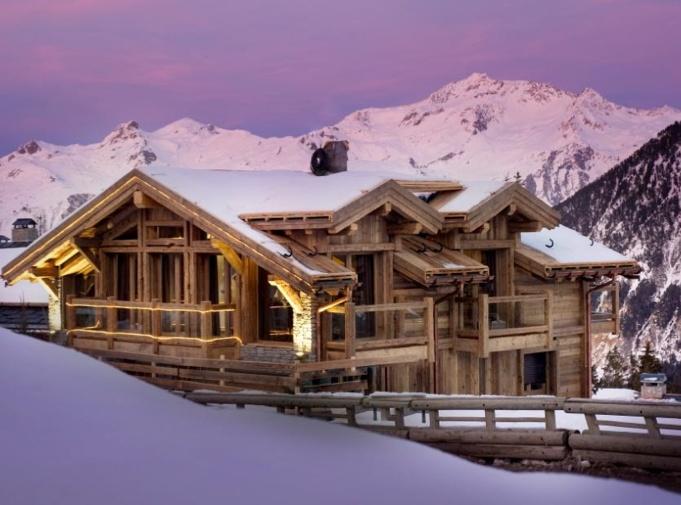Le Resort - Courchevel 1650 Chalet