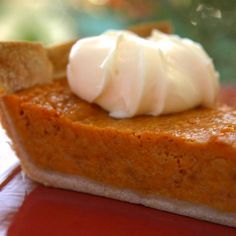 "Sweet Potato Pie I | ""This recipe has long been a favorite, and everyone who tastes it says it is the best they have ever had."""