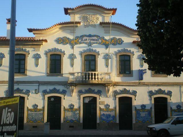 Train Station Vilar Formoso