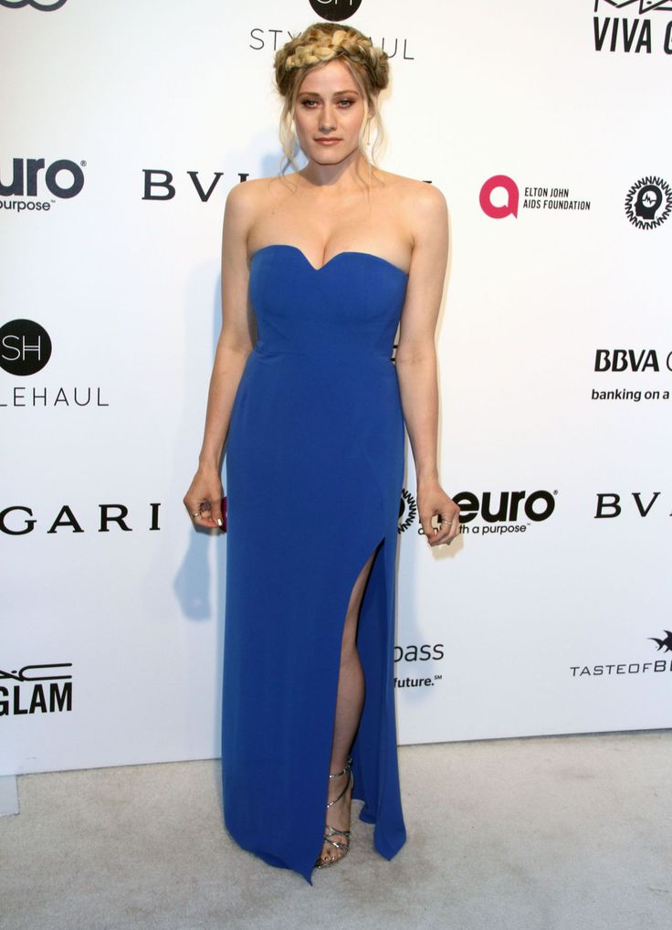 Olivia Taylor Dudley  #OliviaTaylorDudley Elton John AIDS Foundation Academy Awards 2017 Viewing Party in LA Celebstills O Olivia Taylor Dudley