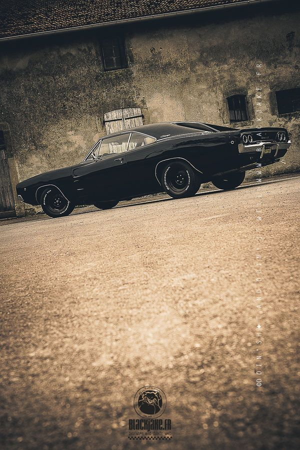 The Black MoPar by Black Jake, via 500px