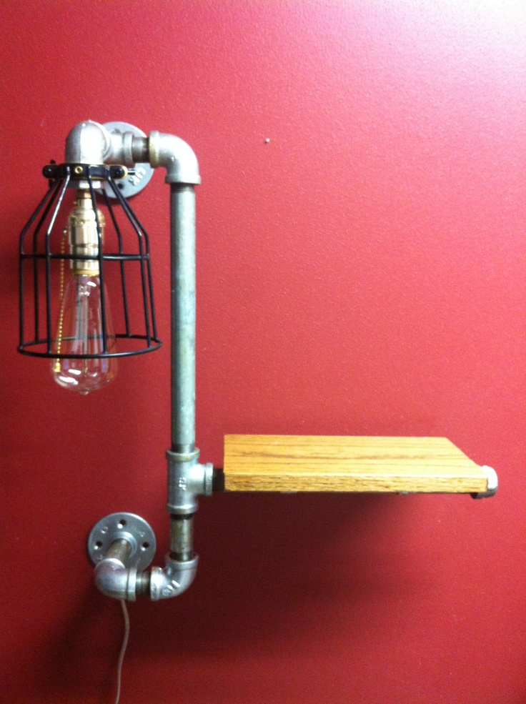 60 Best Images About Pipe Shelving On Pinterest