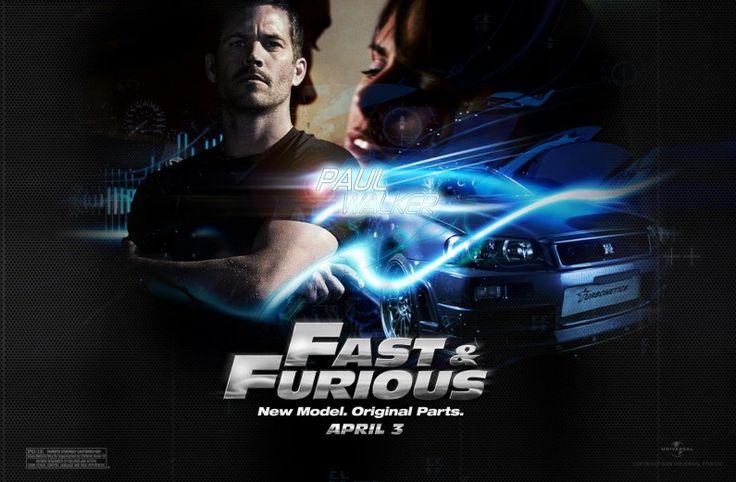 Conoce los detalles de como reviven a Paul Walker en Fast & Furious 7