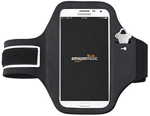 AmazonBasics Sportarmband für iPhone 6 und Samsung Galaxy S6