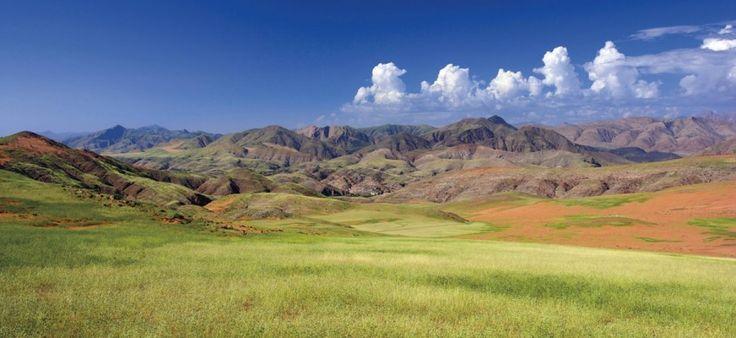 Hartmann's mountain panoramic by Heinrich van den Berg on…