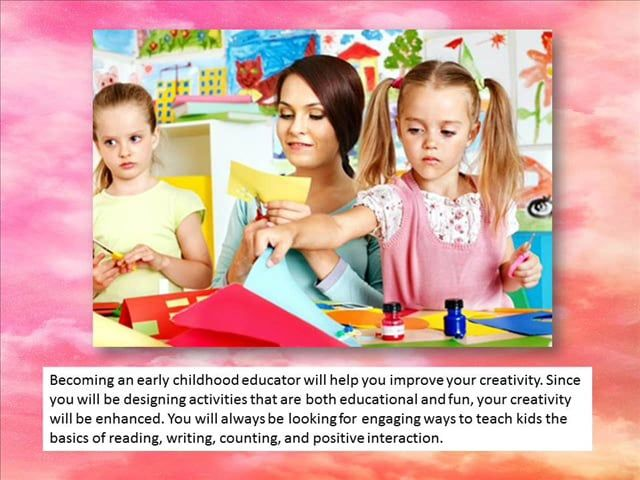 Benefits of Early Childhood and Care Courses on Vimeo