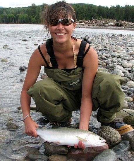 173 best images about unseen on my fly fishing trips on for Fish for girls