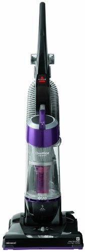 The lightweight vacuum features OnePass Technology with a powerful suction and innovative brush design. Bottom Easy Empty dirt tank and a washable ...